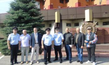 Общественники провели гражданский мониторинг подразделения МРЭО УГИБДД УМВД России по Липецкой области