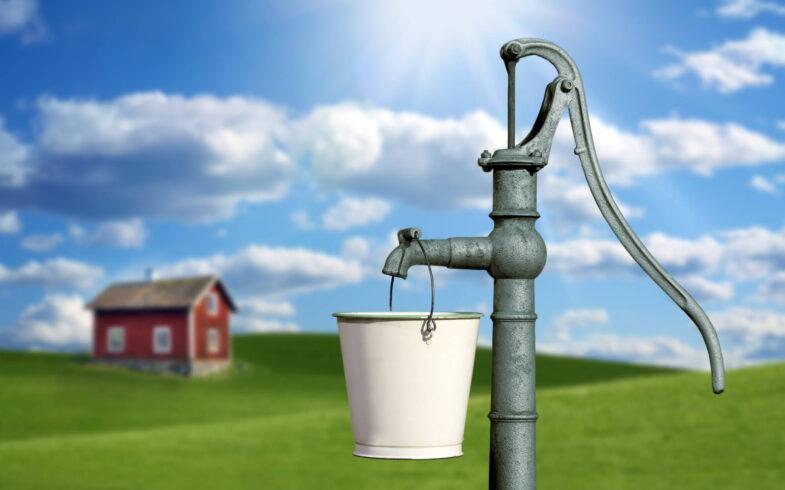 Легализацию водных скважин в садоводческих товариществах обещают упростить