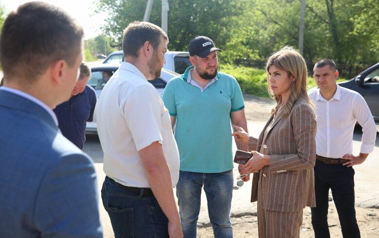 Евгения Уваркина проинспектировала соблюдение порядка и требований пожарной безопасности в садоводческих товариществах