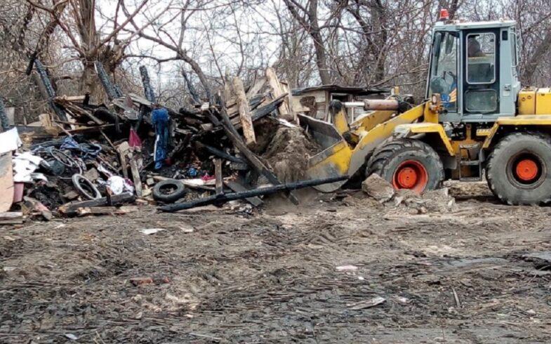 Липецкая прокуратура возбудила дело из-за мусора в садоводчестве