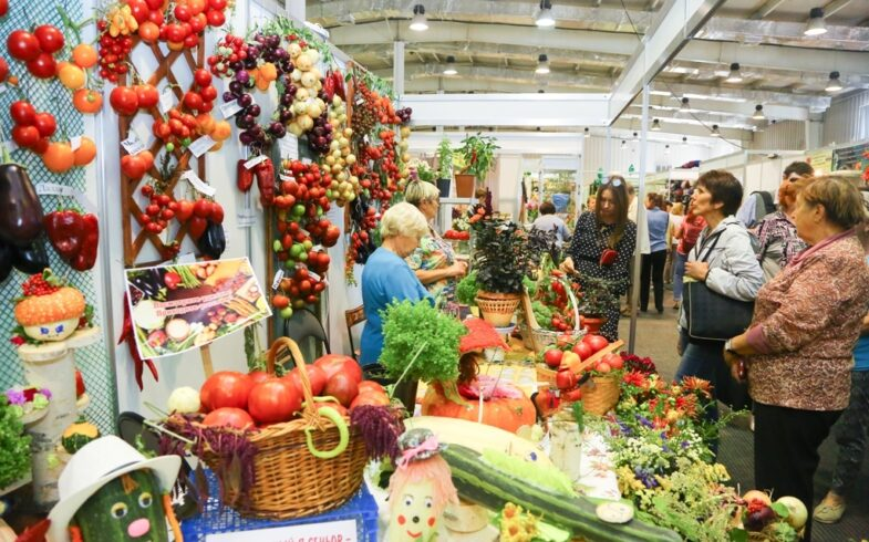 Союз садоводов России примет участие в выставке «Фазенда-2021»